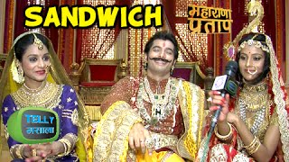 getlinkyoutube.com-When Pratap Got Confused Between Ajabde And Phool | Maharana Pratap