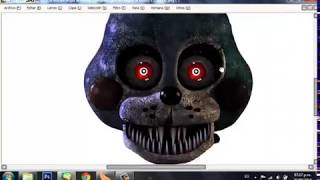 [Speed Edit]Making Nightmare Toy Bonnie - Haciendo a Nightmare Toy Bonnie