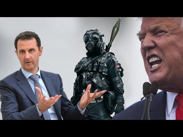 Assad, Trump und das Giftgas