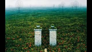 The Beatles - Strawberry Fields Forever (Lyrics)