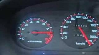 getlinkyoutube.com-EK4 Turbo over 500 hp!