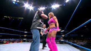 getlinkyoutube.com-Gail Kim, Lei'D Tapa and Alpha Female vs. Madison, Velvet and ODB (March 6, 2014)