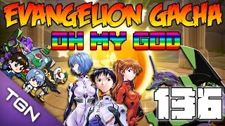getlinkyoutube.com-LINE Rangers【Part136】# ลุ้นกาชา อีวานเกเลียน 180Ruby [OH MY GOD]   Evangelion Gacha 5+1 180Ruby