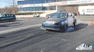Worlds Fastest Stock Block N/A K Series Civic 10.699 124mph
