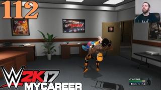 getlinkyoutube.com-WWE 2K17 My Career - Attack of the Slug (Part #112)