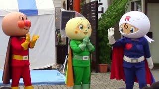 getlinkyoutube.com-アンパンマンショー 【かなえて!ゆめのダンスショー】   ロールパンナちゃん登場!   ブレなし高画質  Anpanman kidsshow