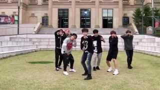 getlinkyoutube.com-BTS - War of Hormone - mirrored dance practice video - 방탄소년단 호르몬전쟁 (Bangtan Boys)