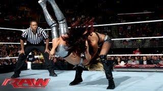 getlinkyoutube.com-Brie Bella & The Funkadactyls vs. Layla, Alicia Fox & Aksana: Raw, Sept. 16, 2013