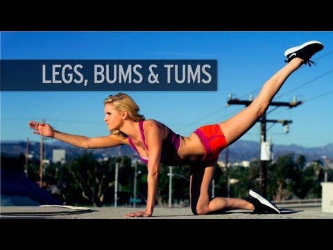 Legs, Bums and Tums Workout