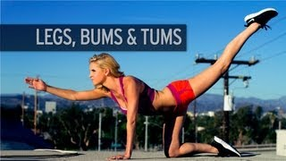 getlinkyoutube.com-Legs, Bums and Tums Workout