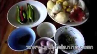 getlinkyoutube.com-วิธีแกงเห็ดป่า ให้อร่อย Thai spicy mushroom soup