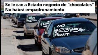 Se le cae a Estado de Tamaulipas negocio de chuecos