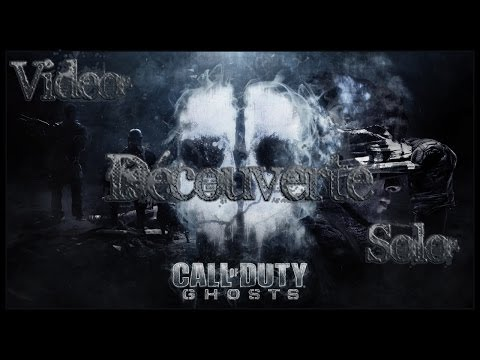 Découverte | Call Of Duty: Ghost | Campagne Solo