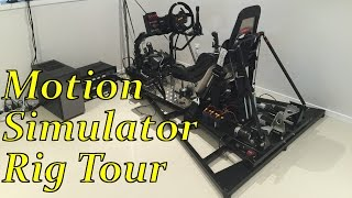 getlinkyoutube.com-My Motion Simulator Rig Tour