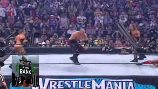 getlinkyoutube.com-WWE Wrestlemania 21 - Money In The Bank Highlights HD