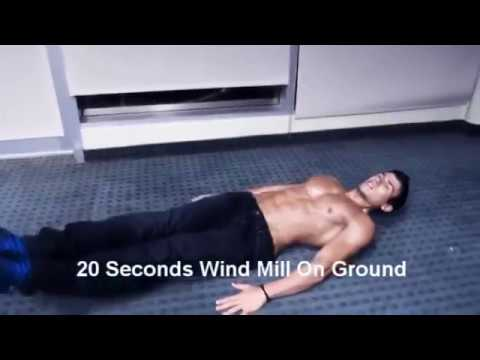 Lazar Novovic Workout: Street Workout & Calisthenics