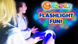 getlinkyoutube.com-Orbeez DIY Light Show! - Orbeez Science | Official Orbeez