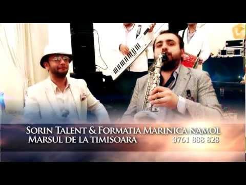 SORIN TALENT & FORMATIA MARINICA NAMOL -MARSUL DE LA TIMISOARA