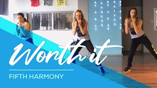 getlinkyoutube.com-Worth it - Fifth Harmony - HipNThigh Fitness Workout Dance Choreo - Legs - Bootie - Hips - Thighs
