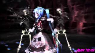 getlinkyoutube.com-MMD TDA 60fps: ECHO (Model Download!)