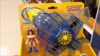 getlinkyoutube.com-Imaginext Toys Dc Friends and Justice League at Target!!!!