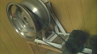 getlinkyoutube.com-Wheel polishing