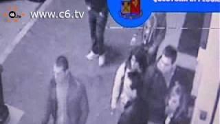 getlinkyoutube.com-Pescara. Giovane massacrato a pugni da un rom tra l'indifferenza della gente