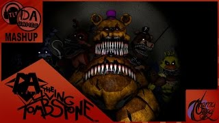 "getlinkyoutube.com-FNAF 4 ""BREAK MY TIME"" MASHUP ORIGINAL (TLT & DAGames) MUSIC VIDEO"