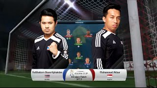 getlinkyoutube.com-Asian Cup 2015 - นัดชิงอันดับ 3 -  Thailand vs Indonesia 3/3