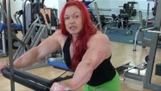 getlinkyoutube.com-Bodystuff-TV Daniela Sell Brusttraining Teil 3