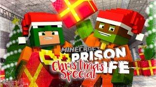 getlinkyoutube.com-Minecraft Prison Life - CHRISTMAS IN PRISON #8