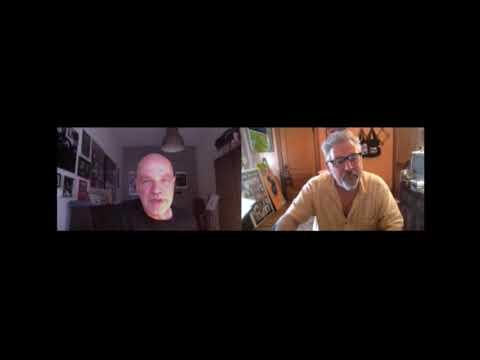"Joris Tepee discusses ""de Witte Jazz at the Club"" with Tom Bellino"