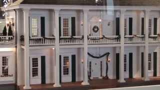 getlinkyoutube.com-Jimmy's Luxury Custom Dollhouse - The Brandywine Part II Exterior