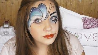 Maquillaje de Fantasía (I)