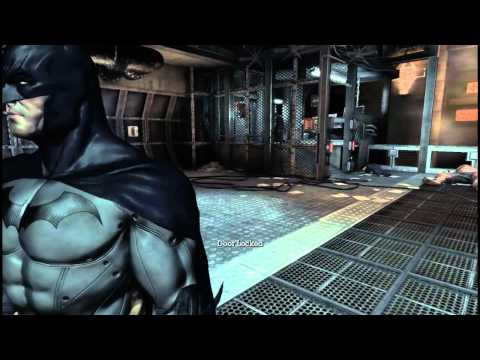 Batman Arkham Asylum PC Walkthrough Part 2 of 21