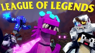 getlinkyoutube.com-Minecraft | LEAGUE OF LEGENDS Mod Showcase! (LEAGUE OF LEGENDS MOD, LOL MOD, LEAGUE MOD)