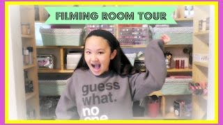 getlinkyoutube.com-🎬⭐️FILMING ROOM TOUR 2017⭐️🎬
