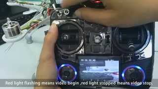 getlinkyoutube.com-Instruction of DEVO F7 to control iLook camera