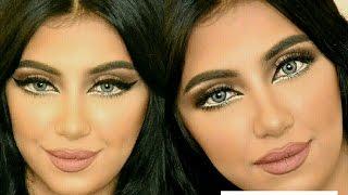 getlinkyoutube.com-Barbie Makeup look مكياج الباربي وتكبير العيون « ARROOMA