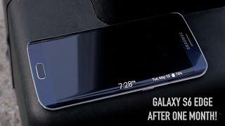 getlinkyoutube.com-Samsung Galaxy S6 Edge After One Month! (S6 vs S6 Edge)