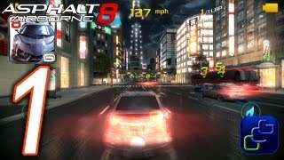 getlinkyoutube.com-Asphalt 8: Airborne Walkthrough - Gameplay Part 1 - Tutorial and Career Season 1: Welcome