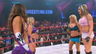 getlinkyoutube.com-The TNA Wrestling Debut Of Lacey Von Erich