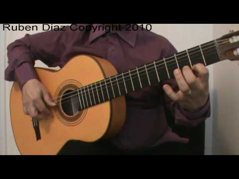 Mediterranean Sundance 1 lesson for beginners/ Rio Ancho by Paco de Lucia   flamencoguitarlessons.eu