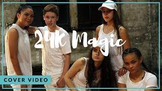 getlinkyoutube.com-24k Magic | Bruno Mars (Ky Baldwin) [HD]
