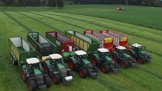 getlinkyoutube.com-Lohnunternehmen Reiff - Der 160 ha Auftrag [The 160 hectare job]