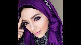 getlinkyoutube.com-🌟Hijab Tutorial-10🌟 Cara Memakai Jilbab Pashmina Simple Dinamis (Up to date)