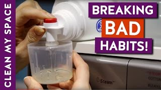 10 Bad Habits You Need to Break! (Cleaning Motivation for 2017)