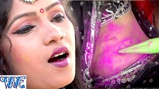 getlinkyoutube.com-सईया मोबील चोली पे चुआवेला सखी - Chadhal Ba Fagun - Ankush Raja - Bhojpuri Hot Holi Songs 2016 new