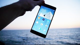 getlinkyoutube.com-OnePlus 2 Durability Drop Test!