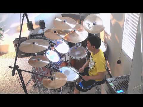 WHAT I'VE DONE - LINKIN PARK / DRUM COVER -tfCJ_FOZZN0